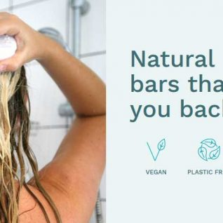 Earth Bar Shampoo